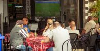 bars in Barcelona to watch football