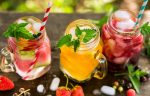 Summer cocktails without alcohol
