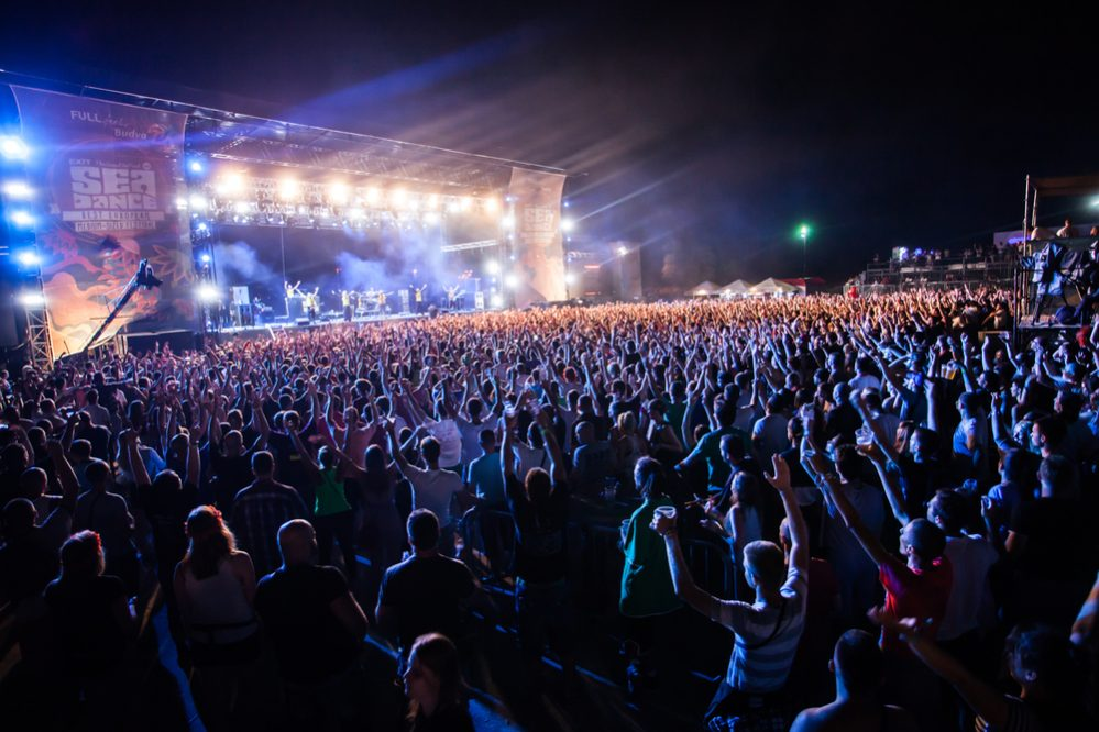 music festivals on the beach in Spain